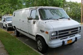 1994 chevrolet g30 chevy van extended cargo van 3 door 5 7l for