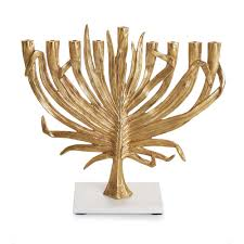 tree of menorah palm menorah
