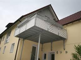 stahlbau balkone stahlbau haist balkone geländer freudenstadt home