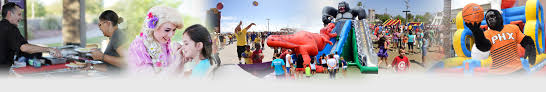 party rentals az rentals and bounce house party rental in arizona
