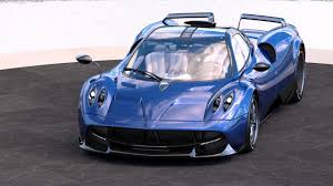 blue pagani this is the pagani huayra u0027pearl u0027 top gear