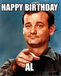 Al Meme - meme maker happy birthday al
