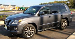 lexus lx 570 car price in india lexus lx 570 information and photos momentcar