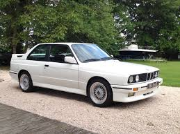 Bmw M3 E30 - 1988 bmw m3 e30 u2013 1000kms since very comprehensive restoration