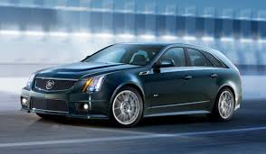 cadillac cts sports wagon 2011 cadillac cts v sport wagon officially revealed
