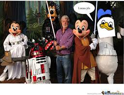 Star Wars Disney Meme - disney starwars by sunny meme center