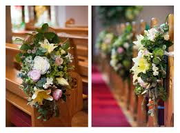 Wedding Flowers Church Wedding Flowers Church Pew Ends