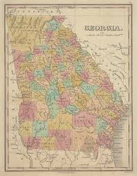 Map Of Tennessee And Georgia by All Roads Led From Rome Facing The History Of Cherokee Expulsion