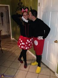 Buy Glam Red Minnie Costume by Mickey And Minnie Mouse Couple U0027s Halloween Costume Photo 2 3