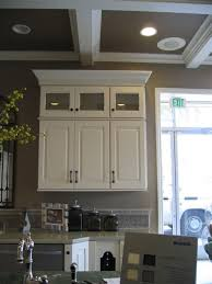 9 Ft Ceiling Kitchen Cabinets 9 Foot Ceiling Cabinets Pictures Again Please For A 12 Foot