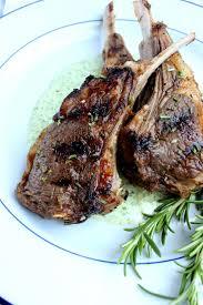 greek lamb with yogurt mint sauce u2014 goldfinch u0026 scout