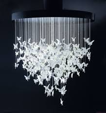 butterfly decorations for home luxury led chandelier 92 for home decoration ideas with led chandelier