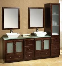 Ronbow Shaker MC Double Sink Bathroom Vanity Dream Bathroom - Bathroom sinks and vanities