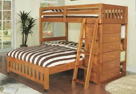 Types Of Bunk Beds Bunk Beds With Desk And Storage Wall Different Types Of Bunk