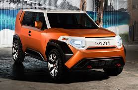 toyota new suv car toyota debuts funster ft 4x concept suv at new york auto show