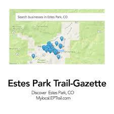 Estes Park Colorado Map Local Estes Park Co Business Directory Find Local Estes Park