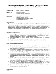 Fitness Instructor Resume Sample Sales Trainer Cover Letter