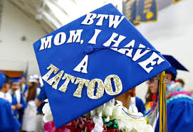 caps for graduation 15 graduation cap owners who will go far in bored panda