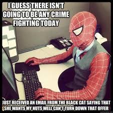 Spiderman Meme Cancer - 60s spiderman meme template