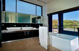 Modern House Furniture Bathroom Awesome Modern House In Bassonia South Africa Home