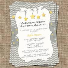 twinkle twinkle baby shower twinkle twinkle baby shower invite yellow and