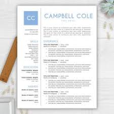 Example Cover Letter And Resume by Make Your Résumé Stand Out With A Beautiful And Professional
