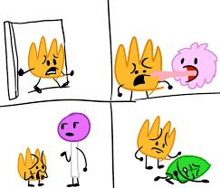 bfdi loss meme by pinkiesclone on deviantart