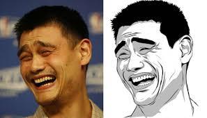 El Meme - yao ming el hombre detrã s del meme â verdad con tinta