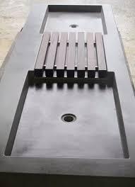 sink design best 25 concrete sink ideas on pinterest concrete design