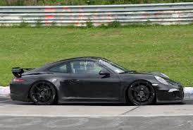 porsche pajun interior spyshots 991 porsche 911 gt3 autoevolution