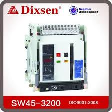 fix type air circuit breaker 3200a buy air circuit breaker 3200a