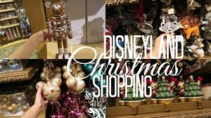 part 1 heading to disneyland and christmas shopping 2016 youtube