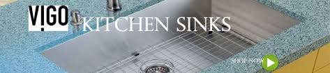 Vigo Kitchen Sinks by Kitchen Sinks Kitchen Sinks In Every Size And Shape To Make