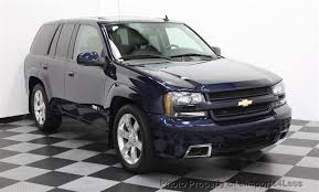 chevrolet trailblazer 2008 2008 used chevrolet trailblazer ss 6 0l v8 all wheel drive at