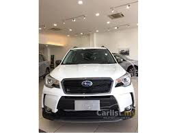 subaru white 2017 subaru forester 2017 s 2 0 in johor automatic suv white for rm