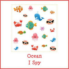 ocean i spy printables gift of curiosity
