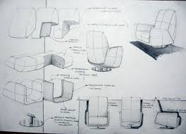 sketches and furniture analysis sketching on behance