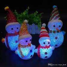 2017 led santa claus christmas lights and small gifts wholesale