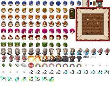 game asset u2013 2d character sprite sheet u2013 matt mathis