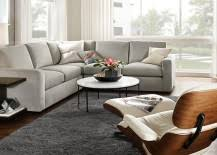 white stone coffee table stone coffee tables with modern style