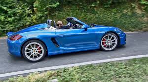 spyder porsche price 2015 porsche boxster spyder driving good exhaust sound
