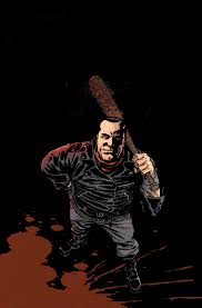 with a editing i made a phone wallpaper of negan from the