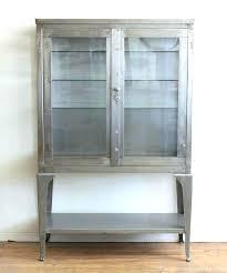 vintage metal medicine cabinet industrial medicine cabinet industrial medicine cabinet vintage