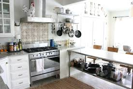Bohemian Kitchen Design by Kitchen Eclectic Design Ideas With Eclectic Cabinets Also