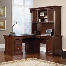 l shaped desk home office home office room interior with l shaped brown stained wooden desk
