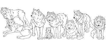 Wolf Pack Coloring Pages Coloring Beach Screensavers Com Wolf Pack Coloring Pages