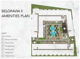 Ellington Floor Plan Ellington Belgravia 2 Jumeirah Village Circle Dubai