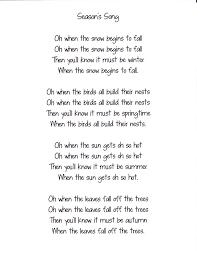 songs kindergarten nana