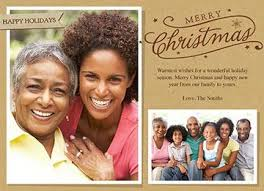 holidays cards ideal for friends and family