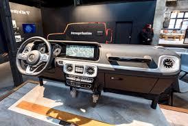 mercedes g class matte black sit in 2018 mercedes benz g class interior